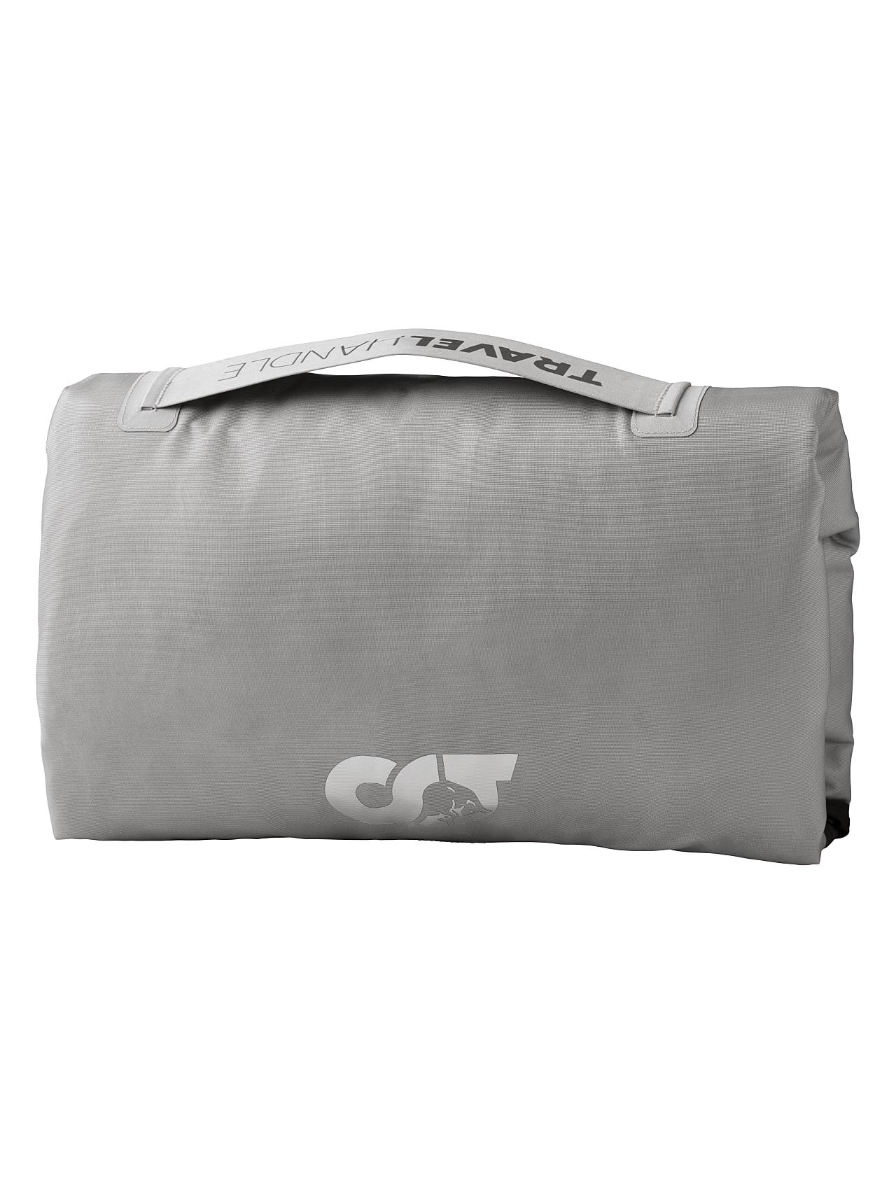 OSOOV V2.Y4.01 Technical 3-Layer Jacket with Taurex® light grey Extra Alpha Tauri