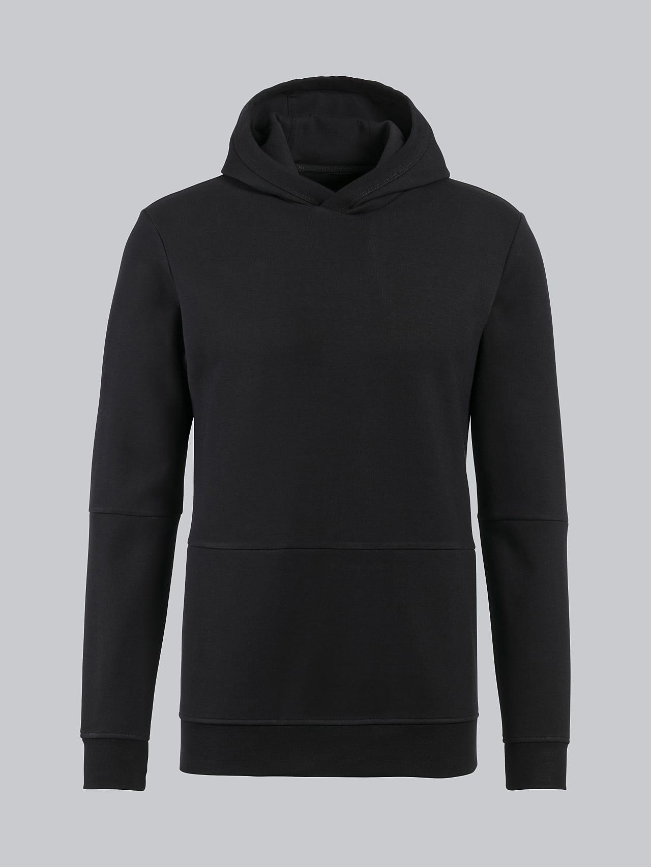SCOOB V1.Y4.02 Taurex® Hoodie black Back Alpha Tauri