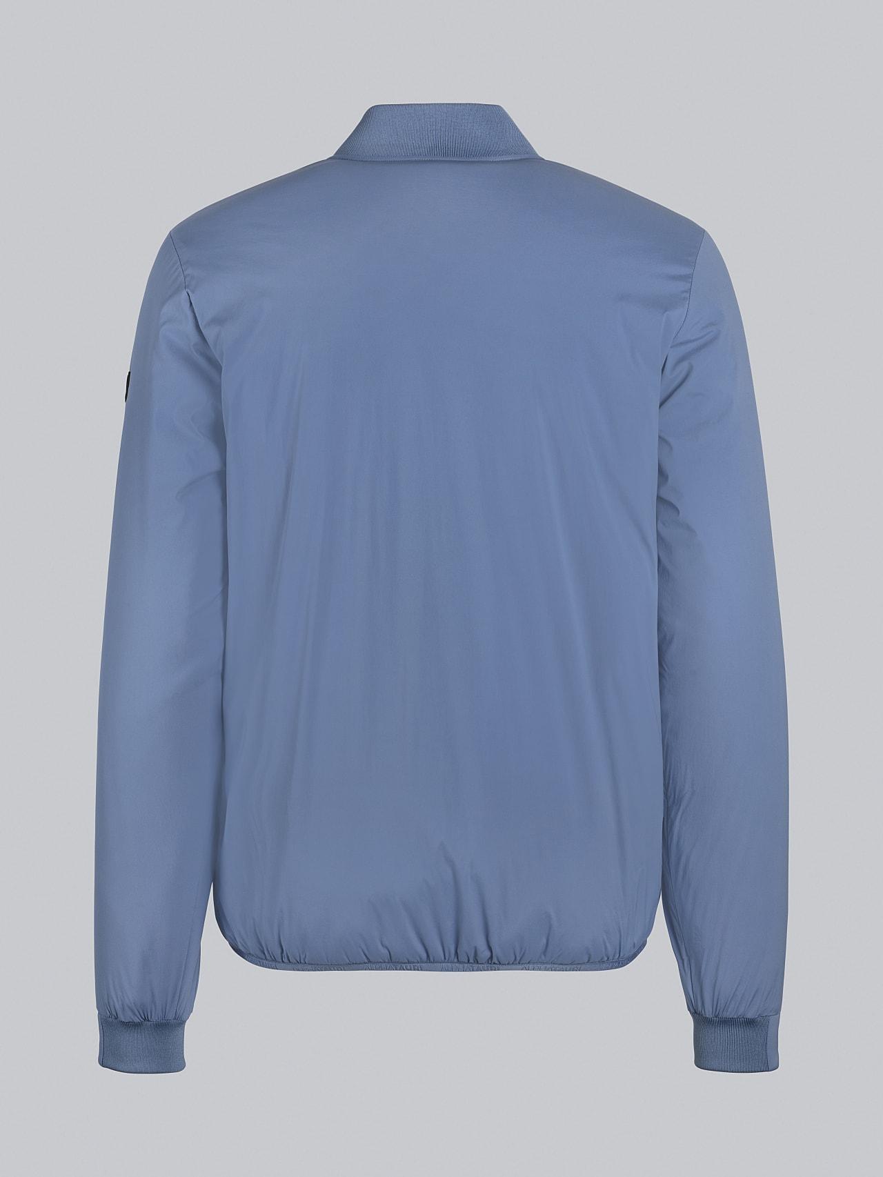OPRIM V3.Y5.02 Padded PrimaLoft® Jacket light blue Left Alpha Tauri