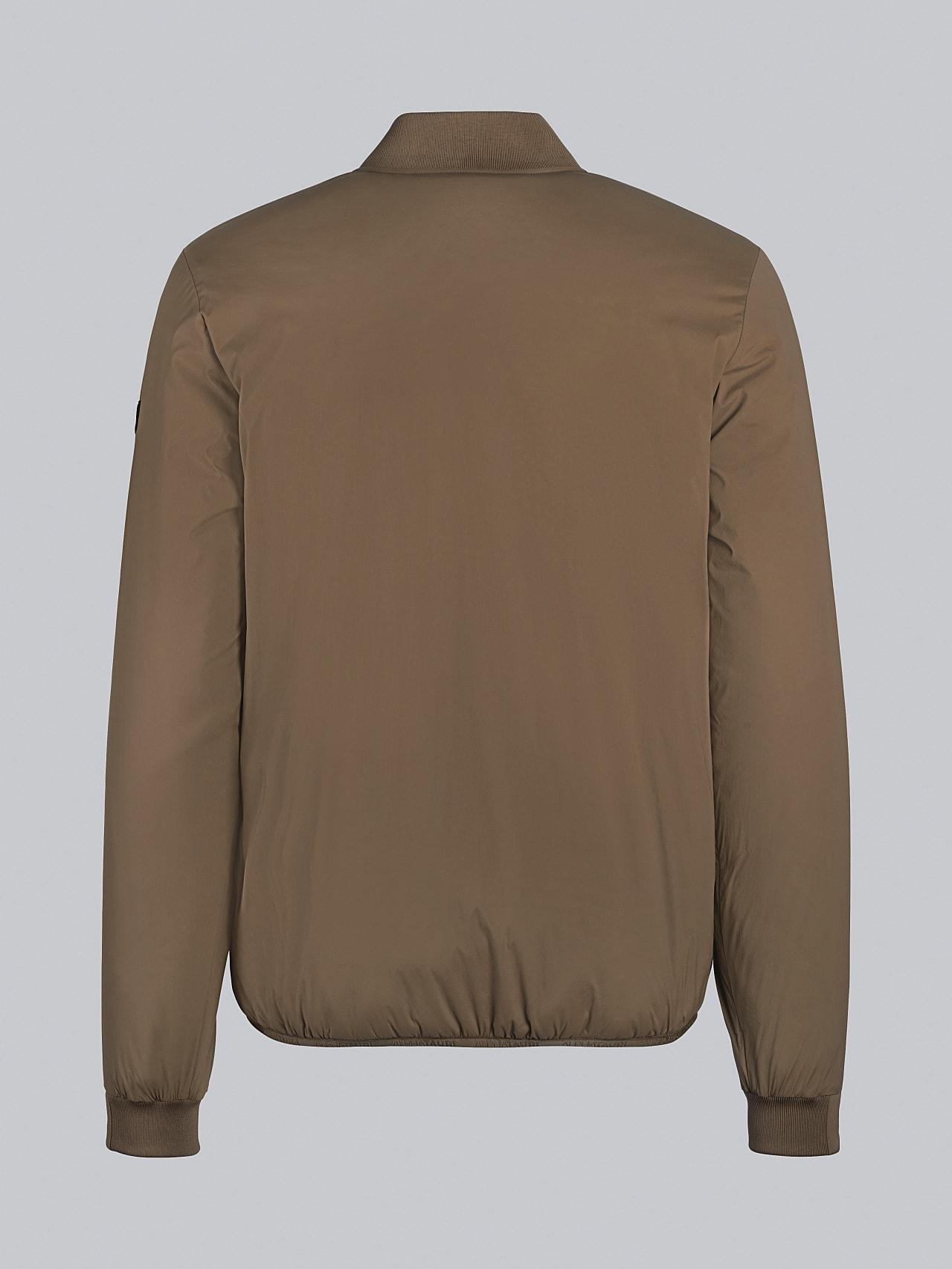 OPRIM V3.Y5.02 Padded PrimaLoft® Jacket gold Left Alpha Tauri