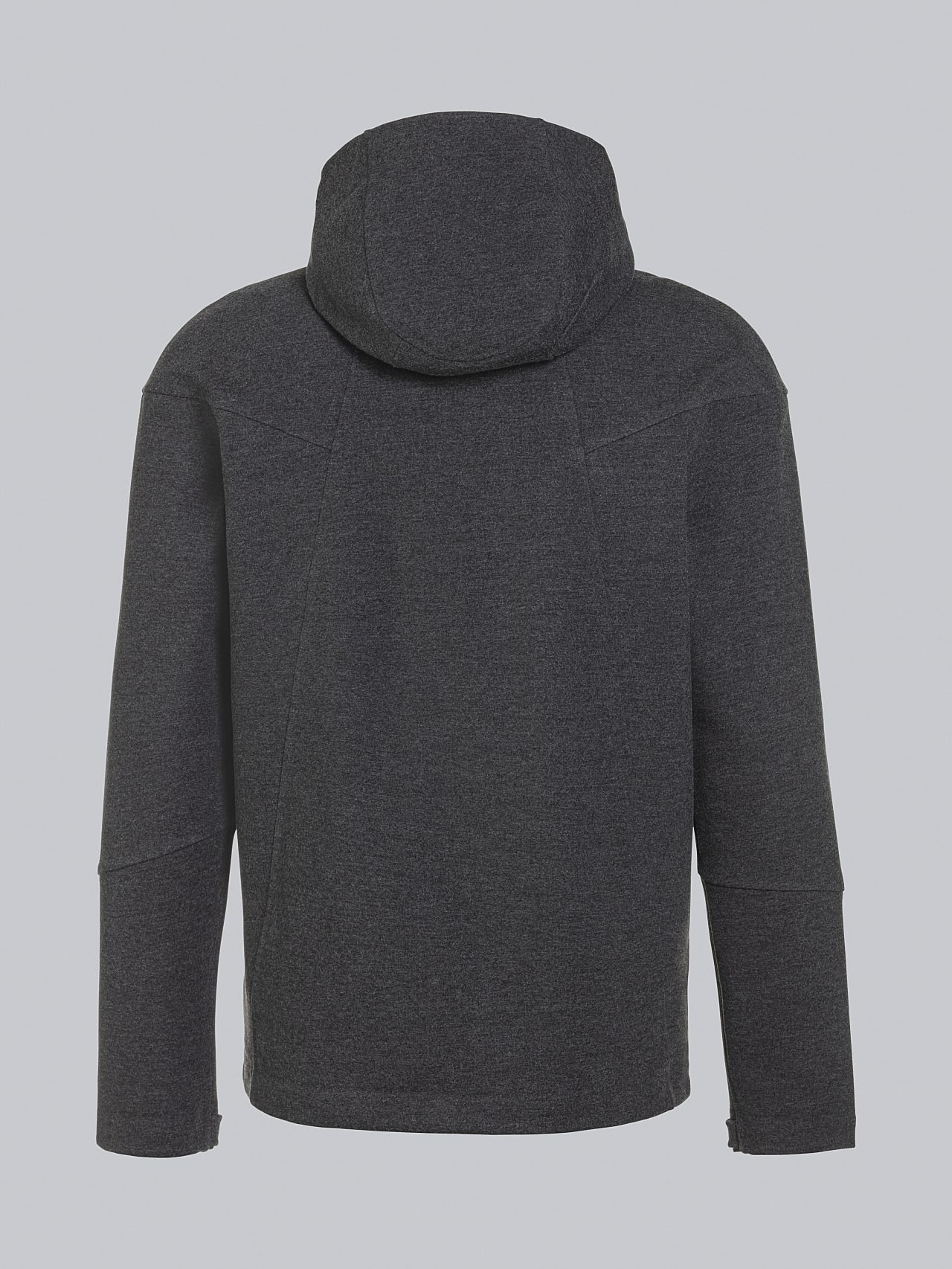 SROTE V1.Y5.02 Waterproof Sweatjacket dark grey / anthracite Left Alpha Tauri