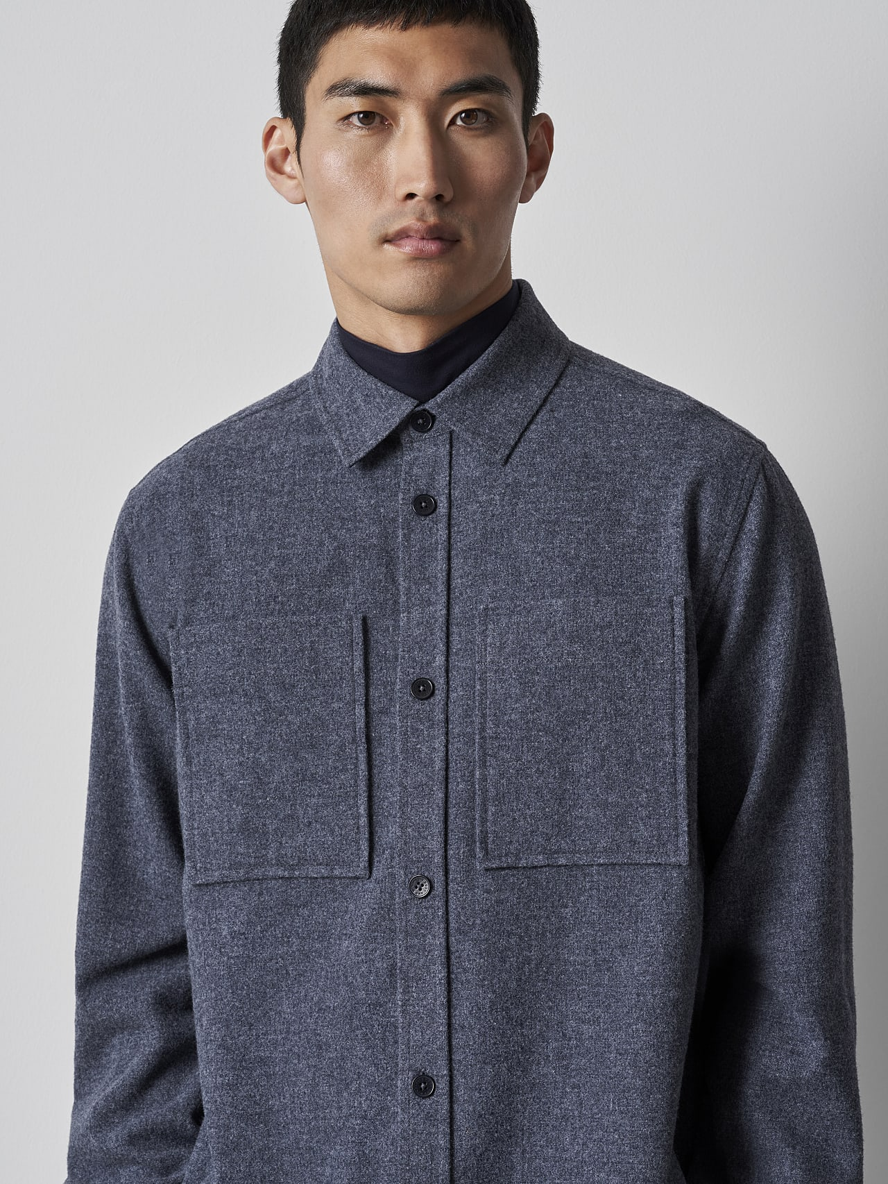 WOVER V1.Y5.02 Wool Over-Shirt navy scene7.view.8.name Alpha Tauri