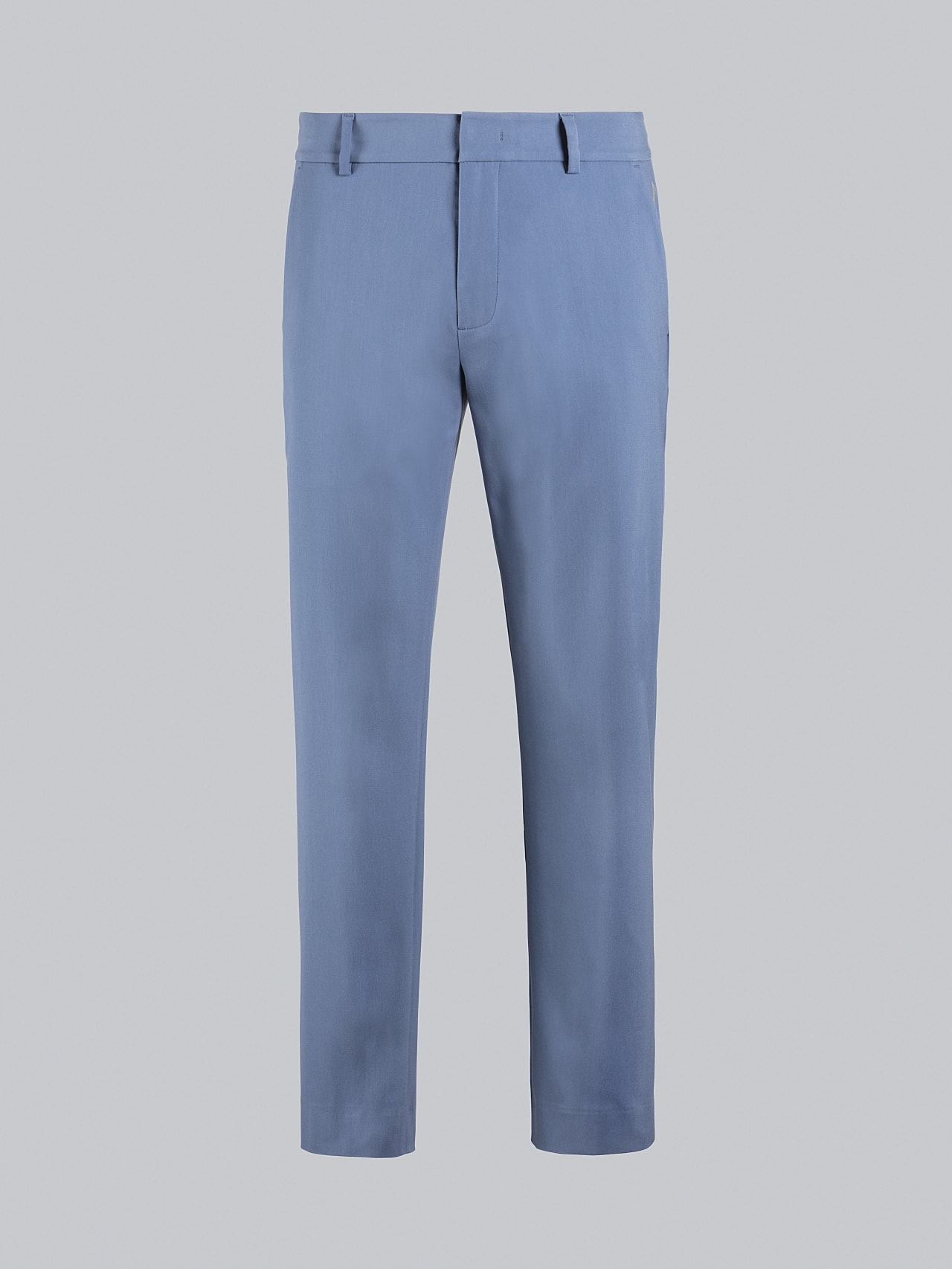 PELAN V1.Y5.02 Tapered Pants with Pleats light blue Back Alpha Tauri