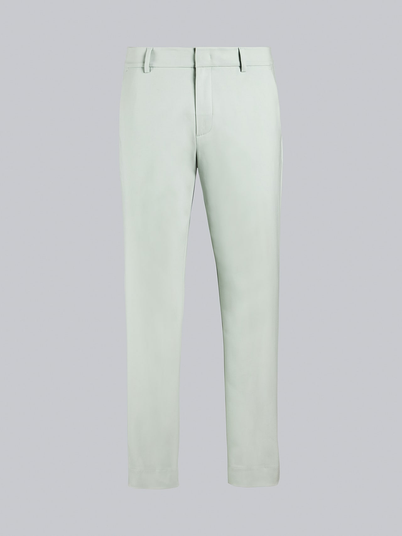 PELAN V1.Y5.02 Tapered Pants with Pleats Pale Blue  Back Alpha Tauri