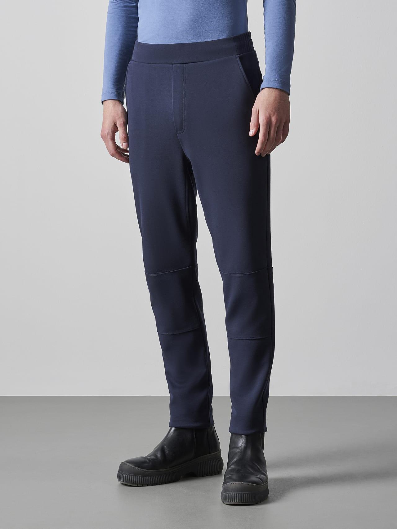 PRYK V7.Y5.02 Premium Sweatpants navy Front Alpha Tauri