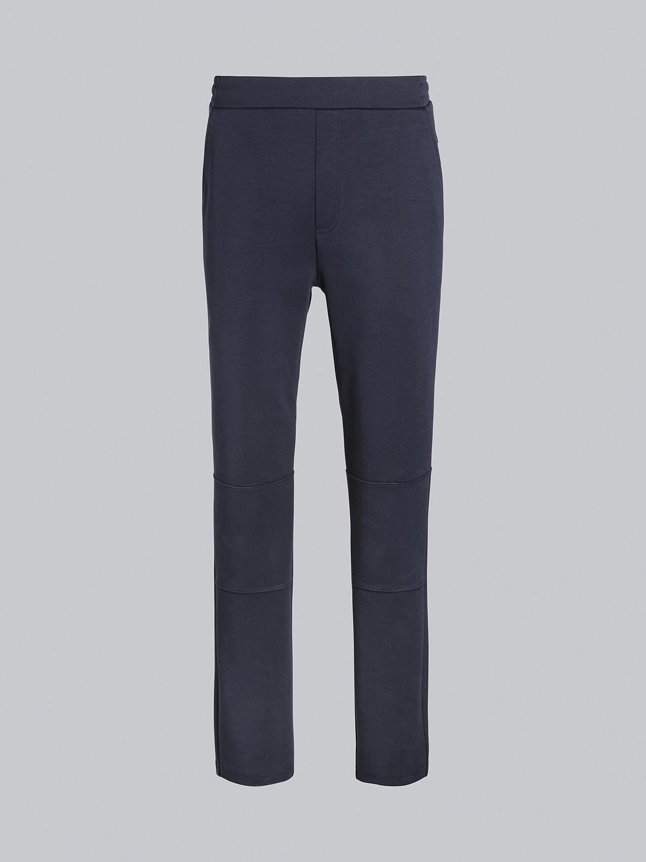 PRYK V7.Y5.02 Premium Sweatpants navy Back Alpha Tauri