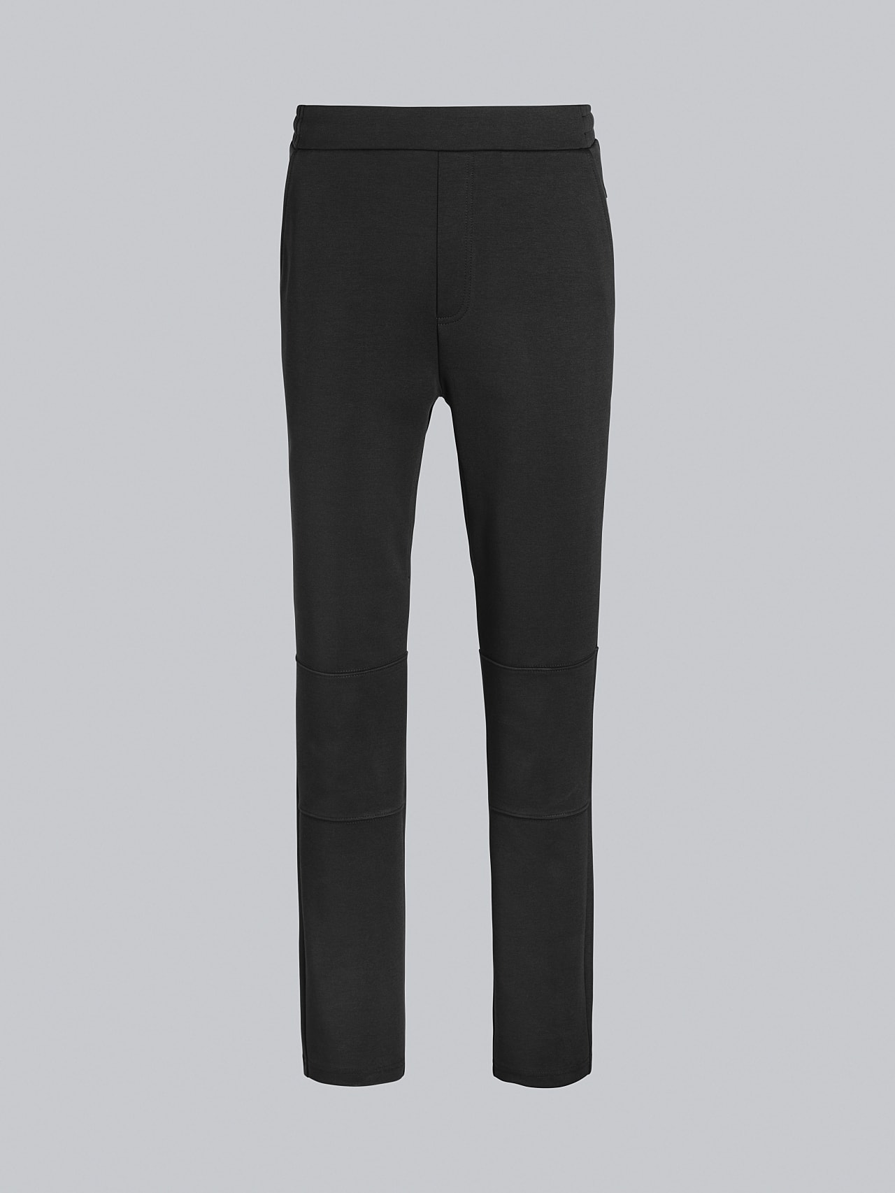 PRYK V7.Y5.02 Premium Sweatpants black Back Alpha Tauri
