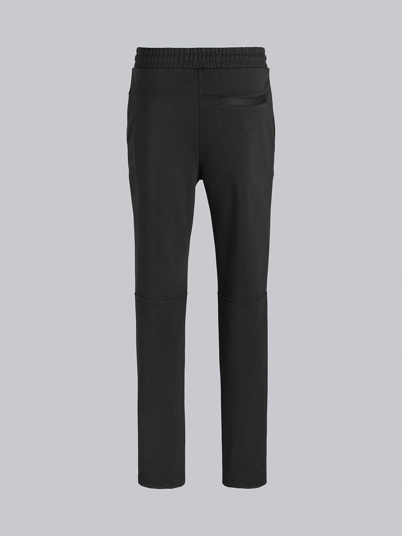 PRYK V7.Y5.02 Premium Sweatpants black Left Alpha Tauri