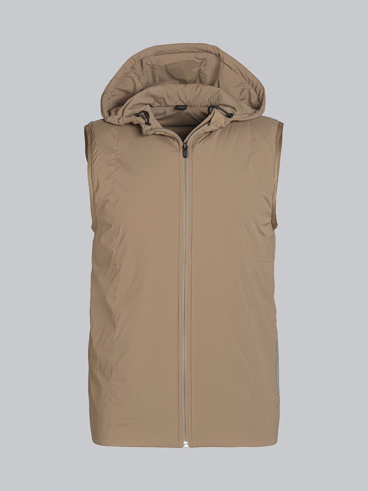 FELIP V1.Y5.02 Water-Repellent Knit Blazer gold Right Alpha Tauri