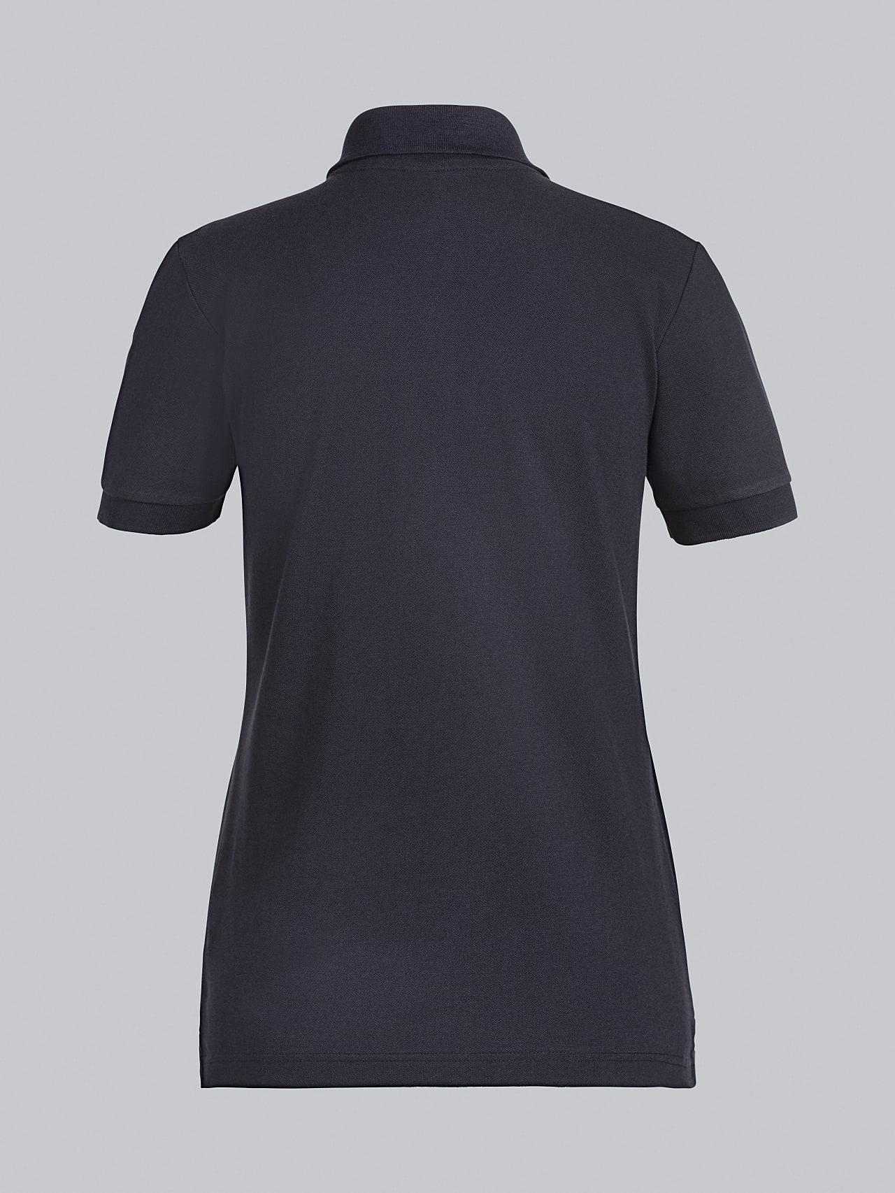 JANEY V1.Y5.02 Piqué-Poloshirt Navy Links Alpha Tauri