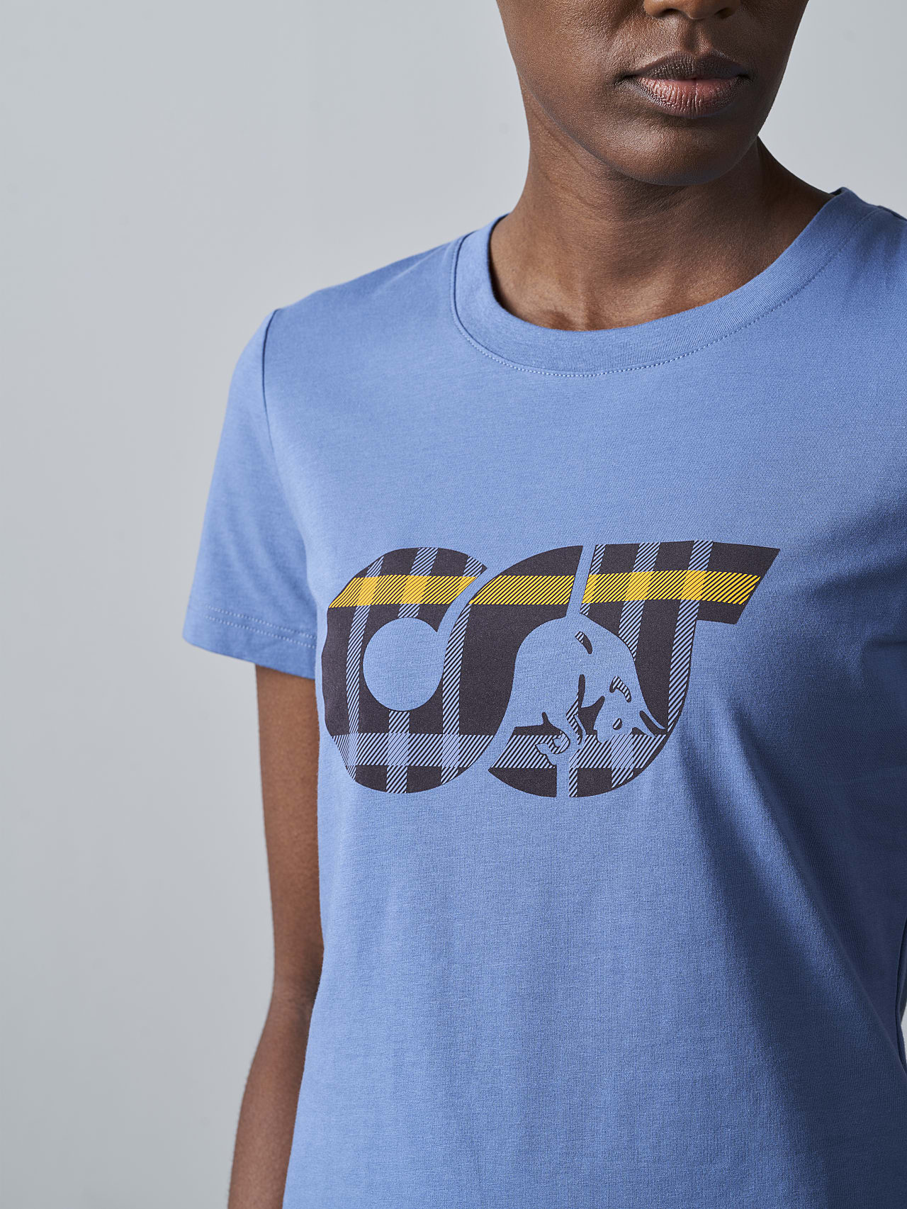 JANPA V1.Y5.02 Logo Print T-Shirt light blue scene7.view.16.name Alpha Tauri