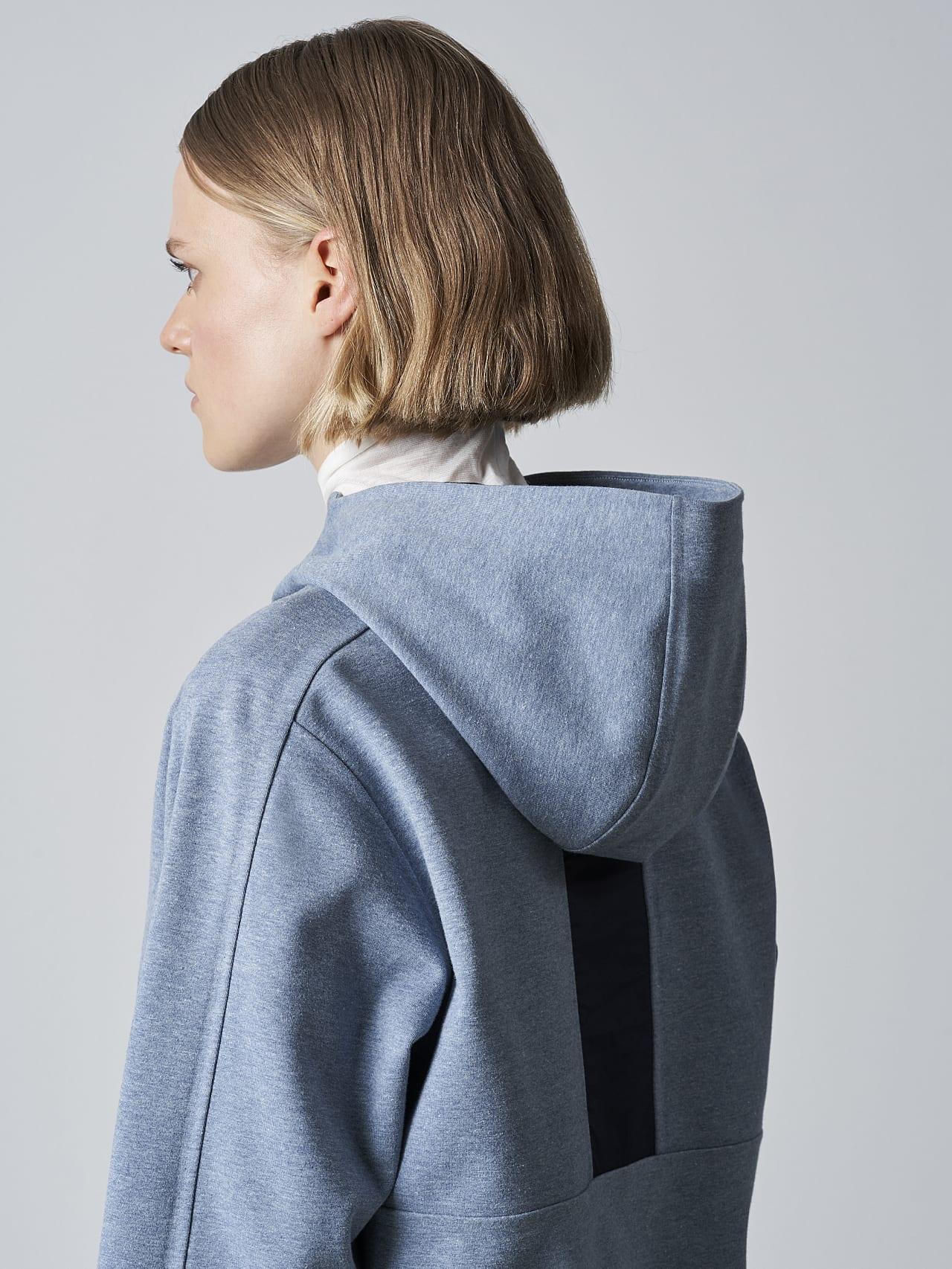 SINNO V2.Y5.02 Waterproof Hooded Jacket medium blue Extra Alpha Tauri