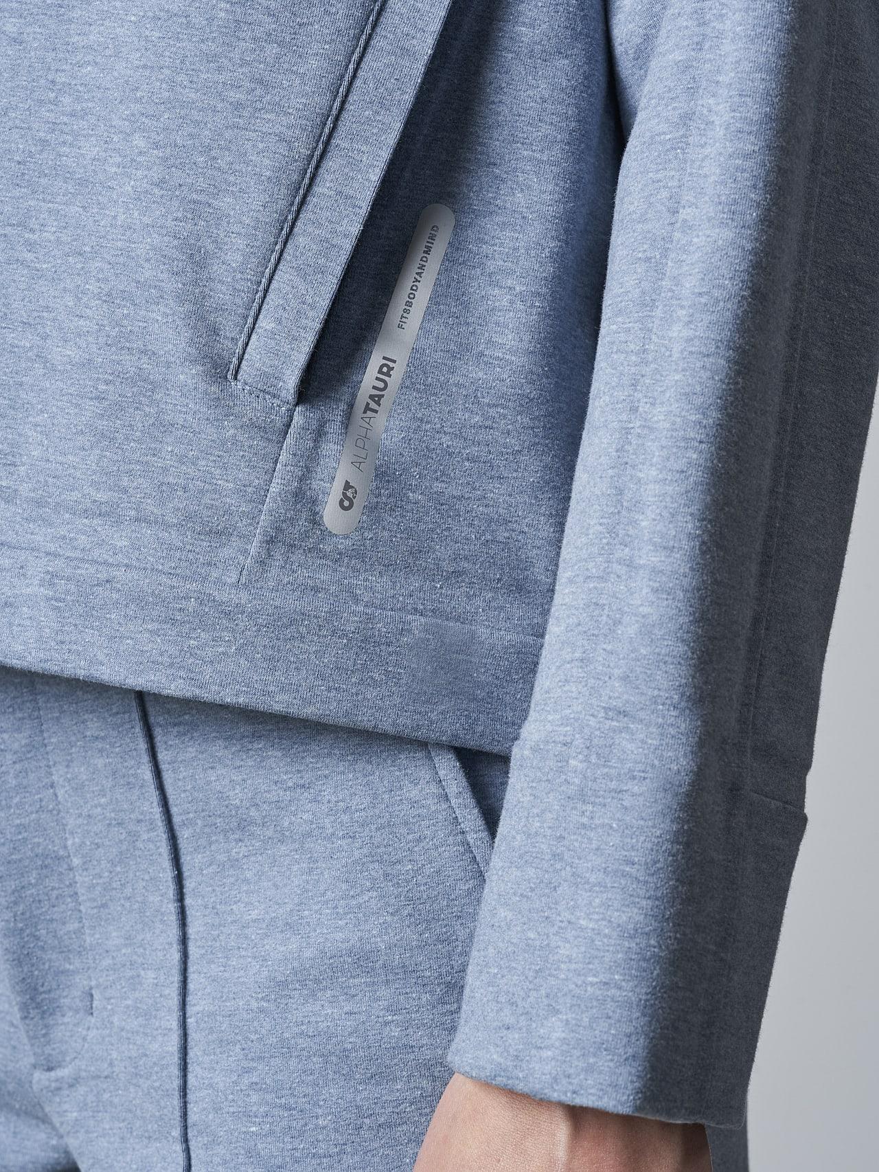 SINNO V2.Y5.02 Waterproof Hooded Jacket medium blue scene7.view.8.name Alpha Tauri