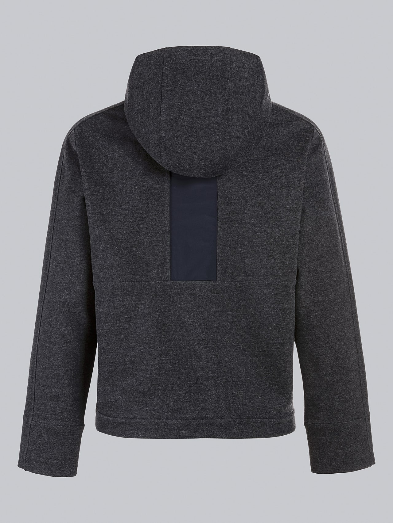 SINNO V2.Y5.02 Waterproof Hooded Jacket dark grey / anthracite Left Alpha Tauri