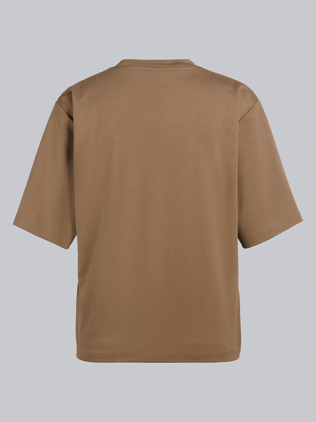 JASHU V1.Y5.02 Heavy-Weight Logo T-Shirt gold Left Alpha Tauri