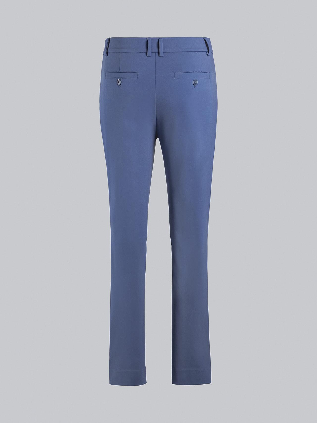 PERTI V1.Y5.02 Slim-Fit Tapered Pants light blue Left Alpha Tauri