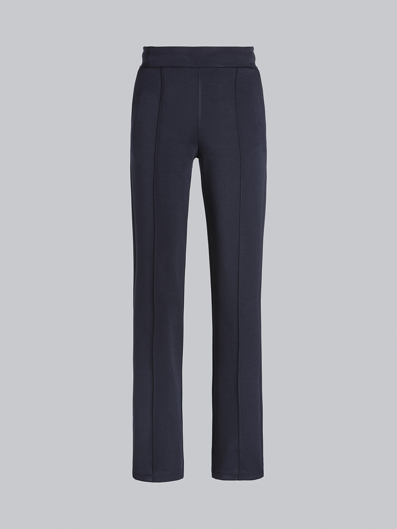 POVOA V1.Y5.02 Relaxed-Fit Premium Sweat Pants navy Back Alpha Tauri