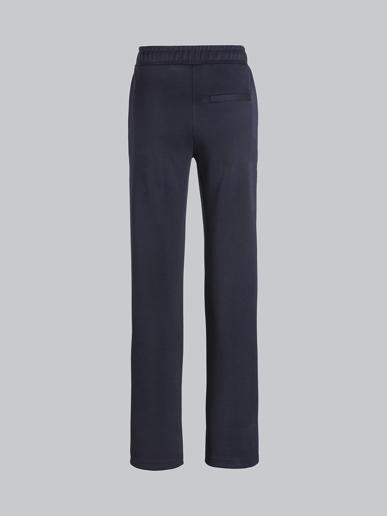 POVOA V1.Y5.02 Relaxed-Fit Premium Sweat Pants navy Left Alpha Tauri