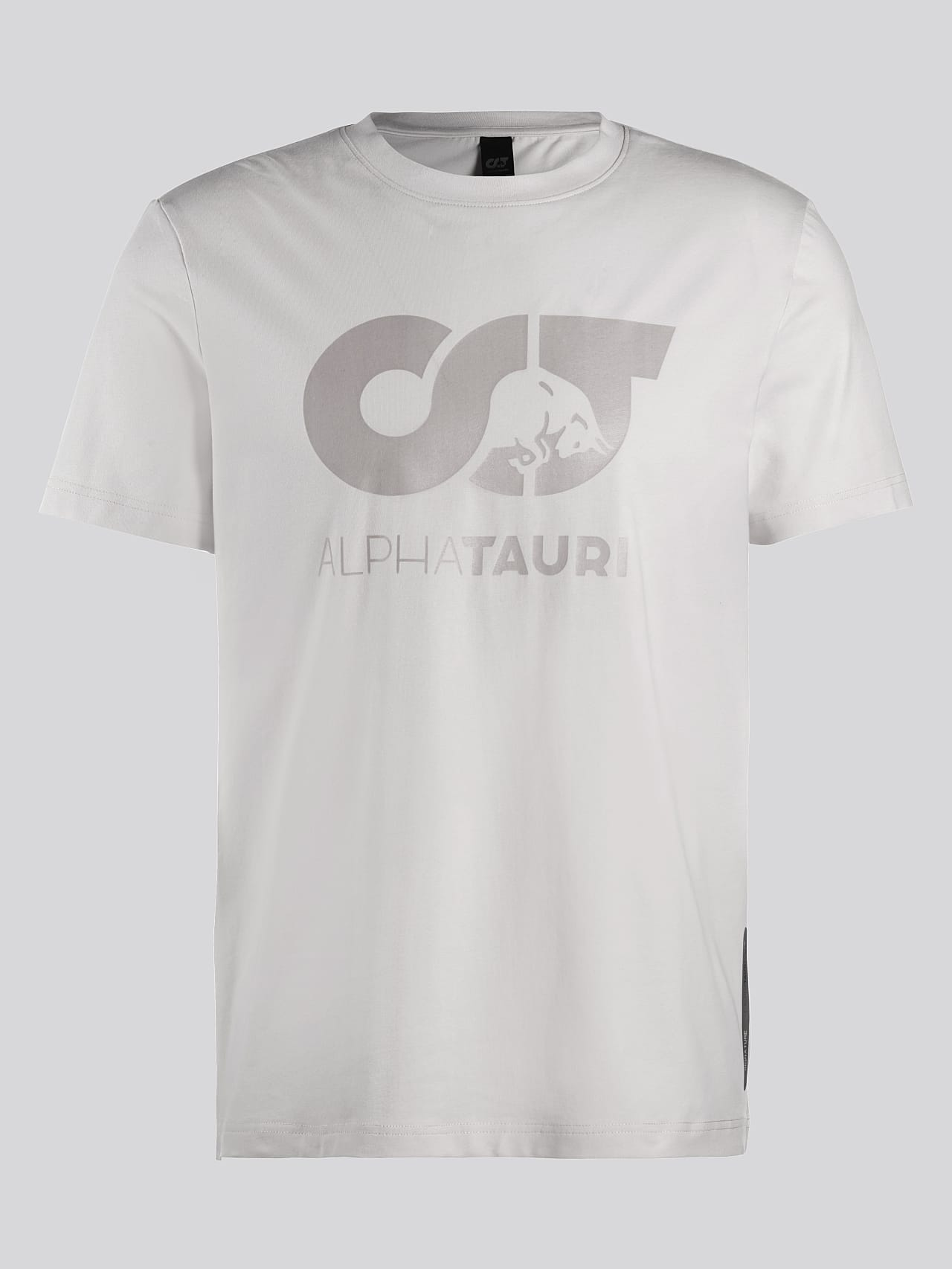 JERO V2.Y4.02 Signature Logo T-Shirt Sand Back Alpha Tauri