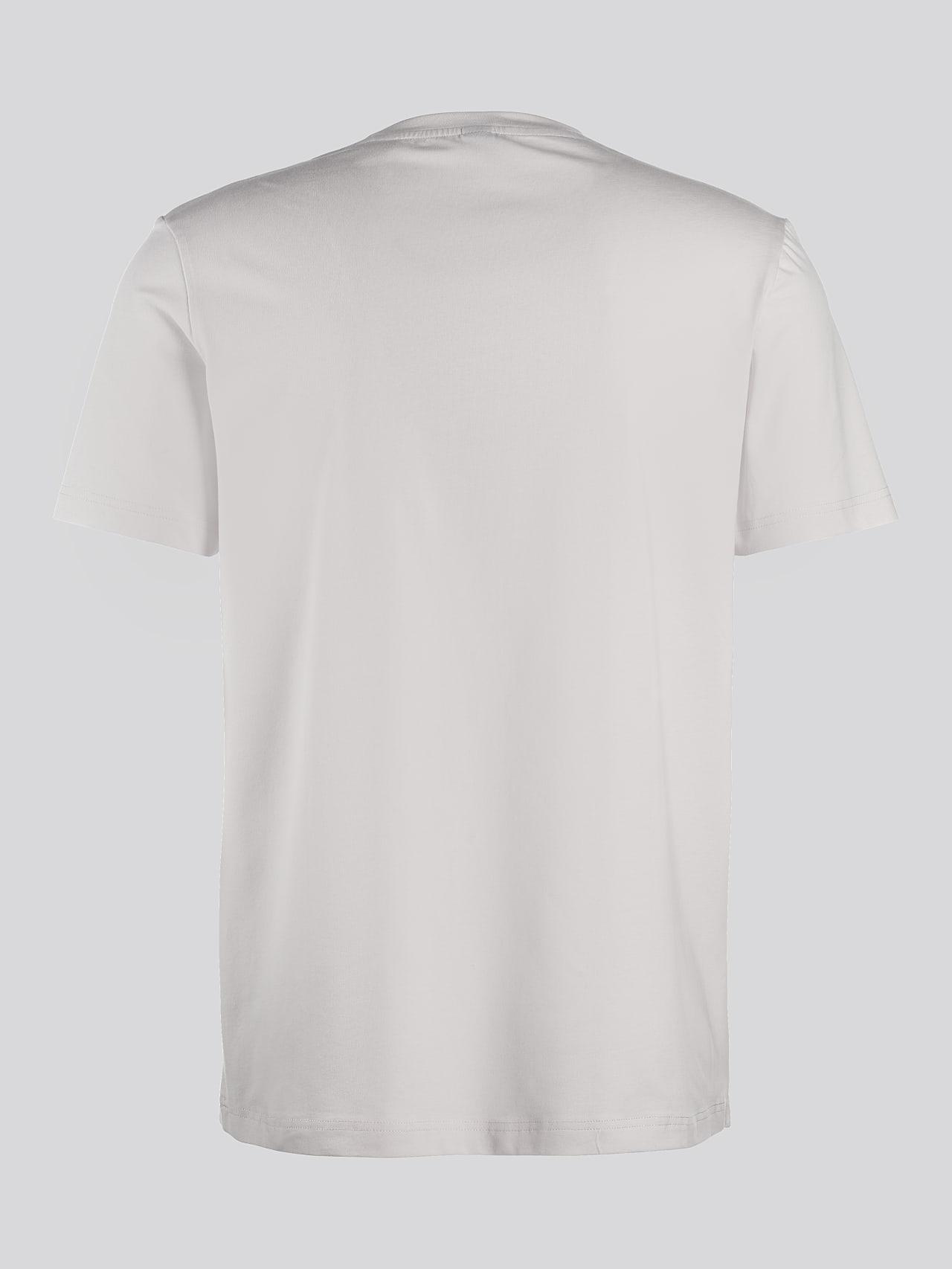 JERO V2.Y4.02 Signature Logo T-Shirt Sand Left Alpha Tauri