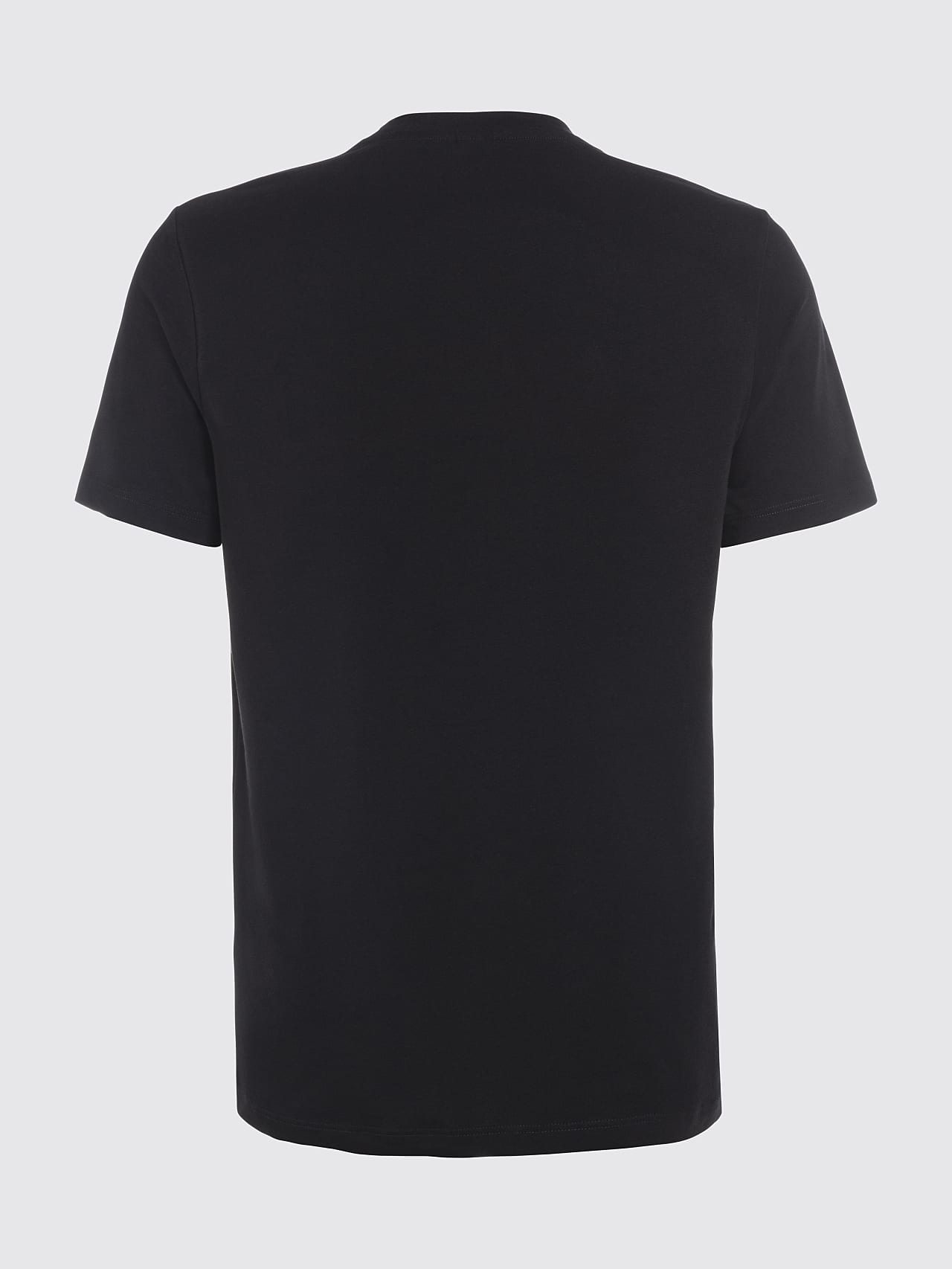 JERO V2.Y4.02 Signature Logo T-Shirt black Left Alpha Tauri