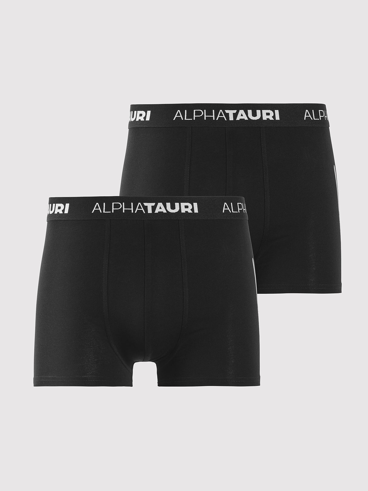 ATOXO V2.Y4.02 Boxer Briefs 2 Pack with SILVERPLUS® black Back Alpha Tauri