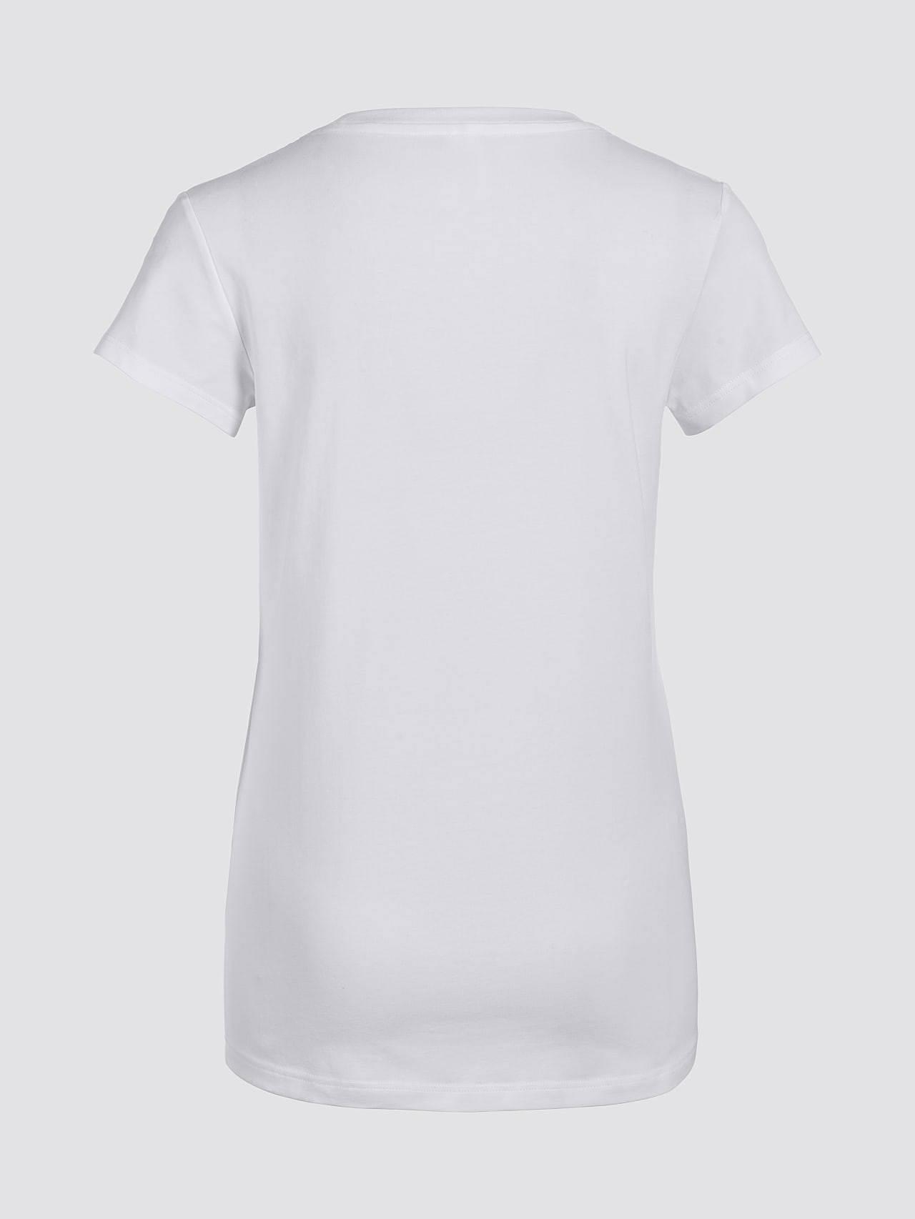 JERU V2.Y4.02 Signature Logo T-Shirt white Left Alpha Tauri