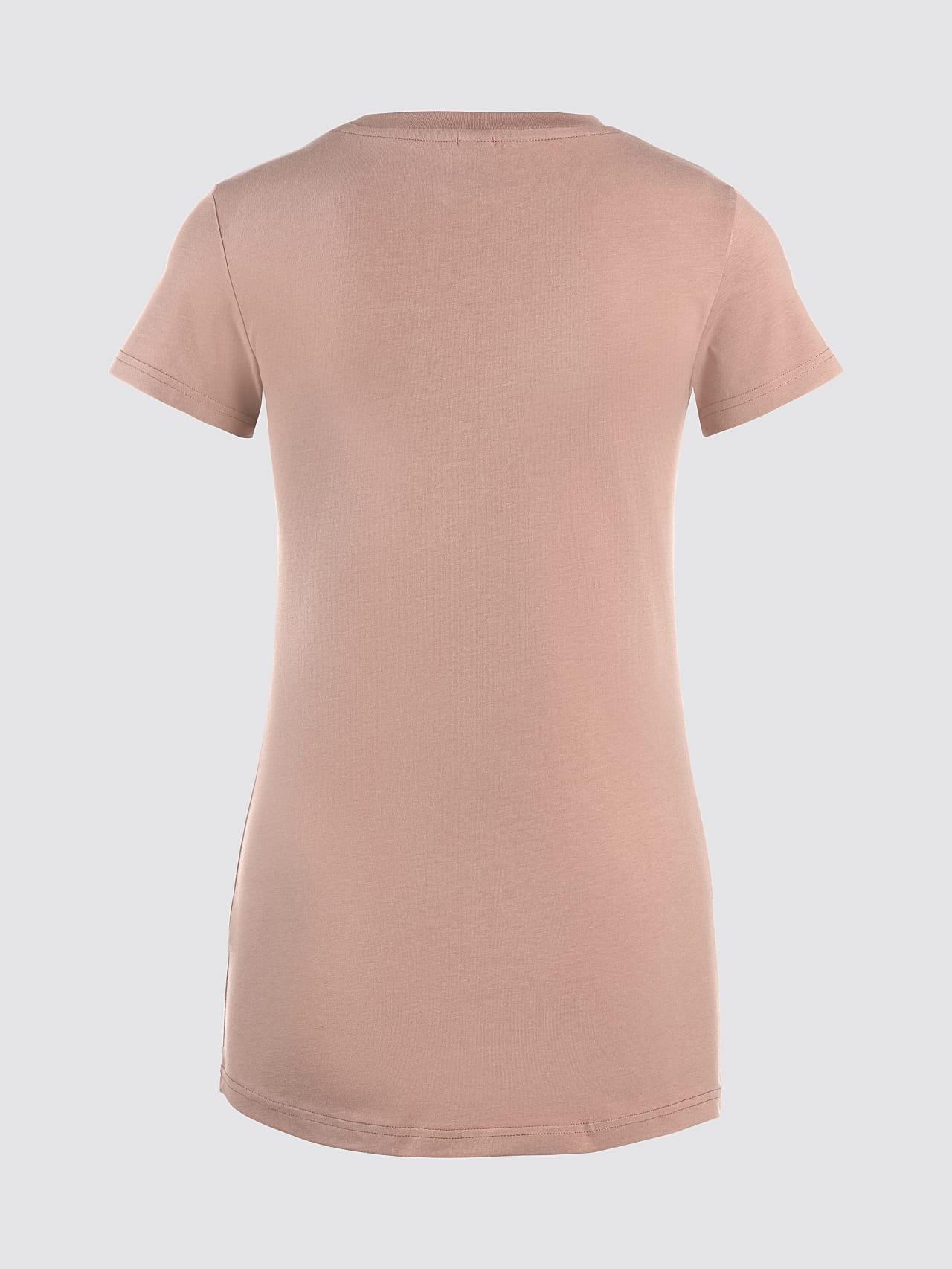 JERU V2.Y4.02 Signature Logo T-Shirt Rosé Links Alpha Tauri