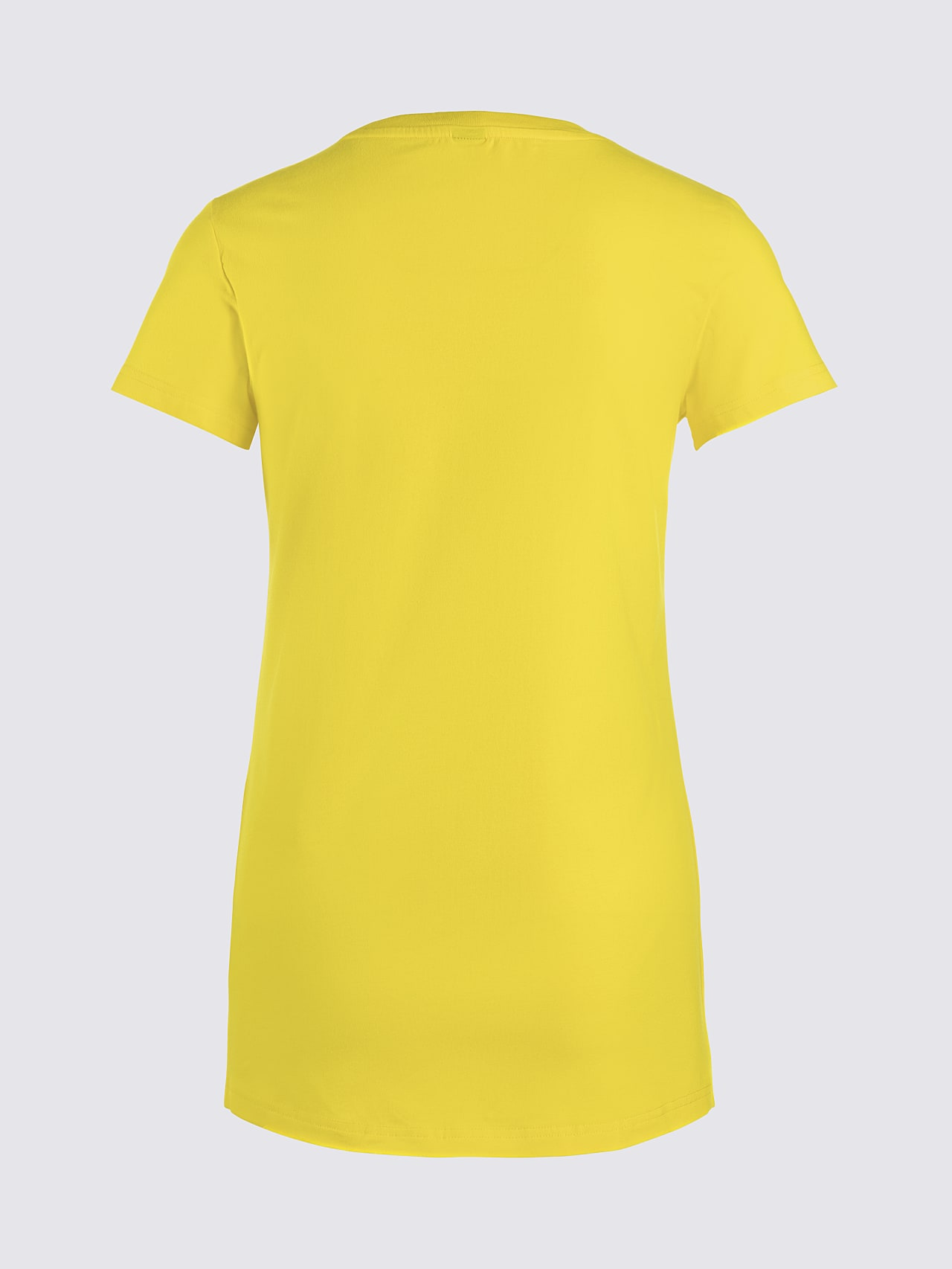 JERU V2.Y4.02 Signature Logo T-Shirt yellow Left Alpha Tauri