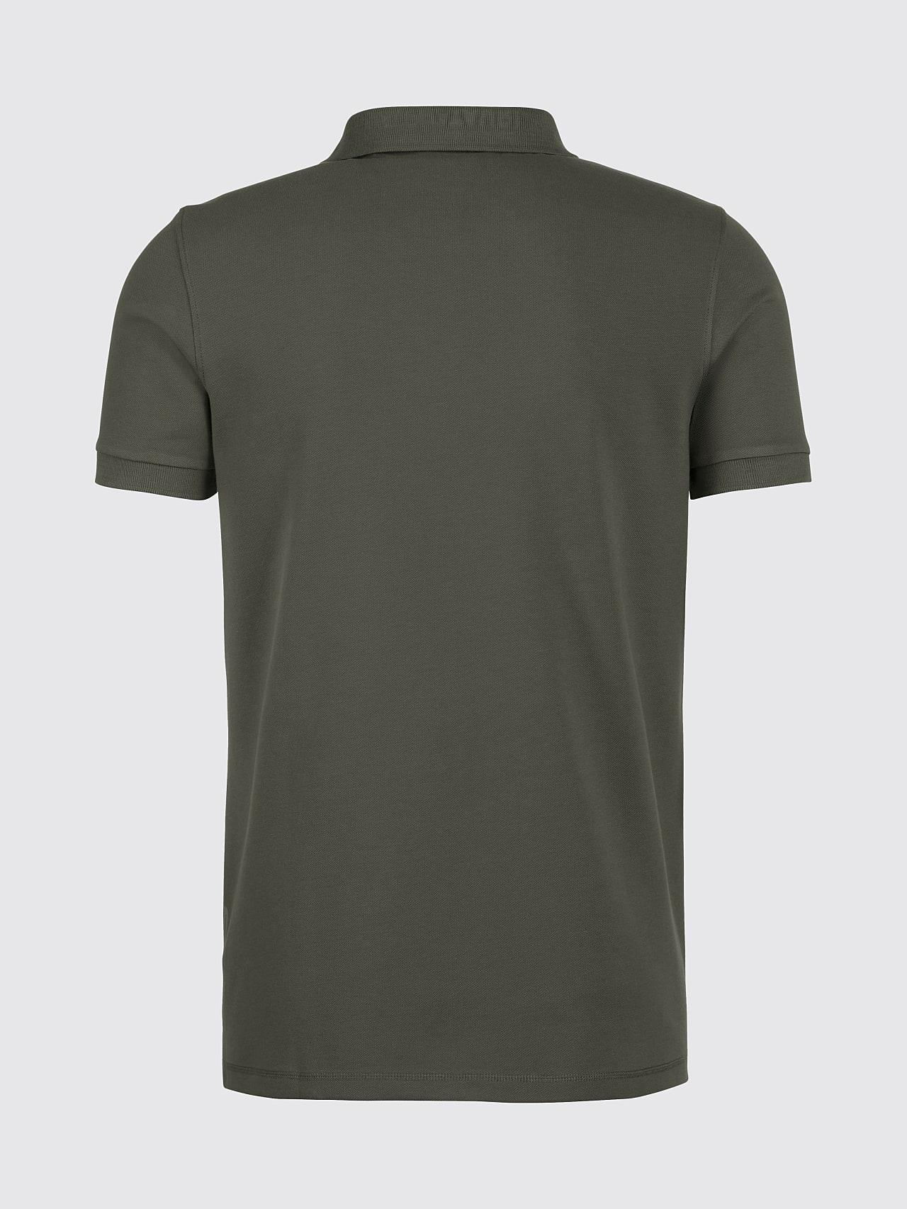 JANX V4.Y5.01 Short-Sleeve Polo Grey Left Alpha Tauri