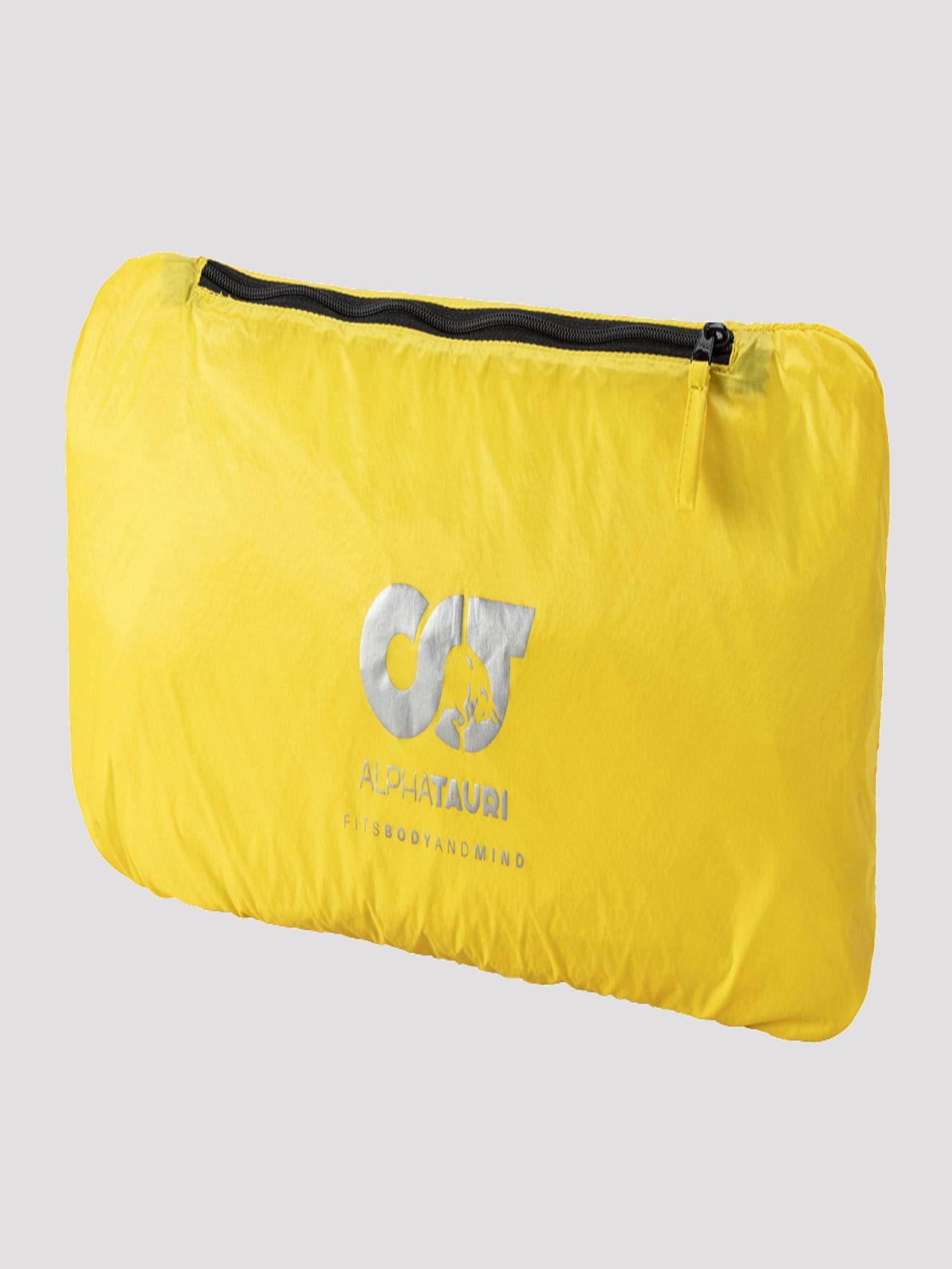 OLONO V2.Y5.01 Packable Windbreaker Coat yellow scene7.view.9.name Alpha Tauri