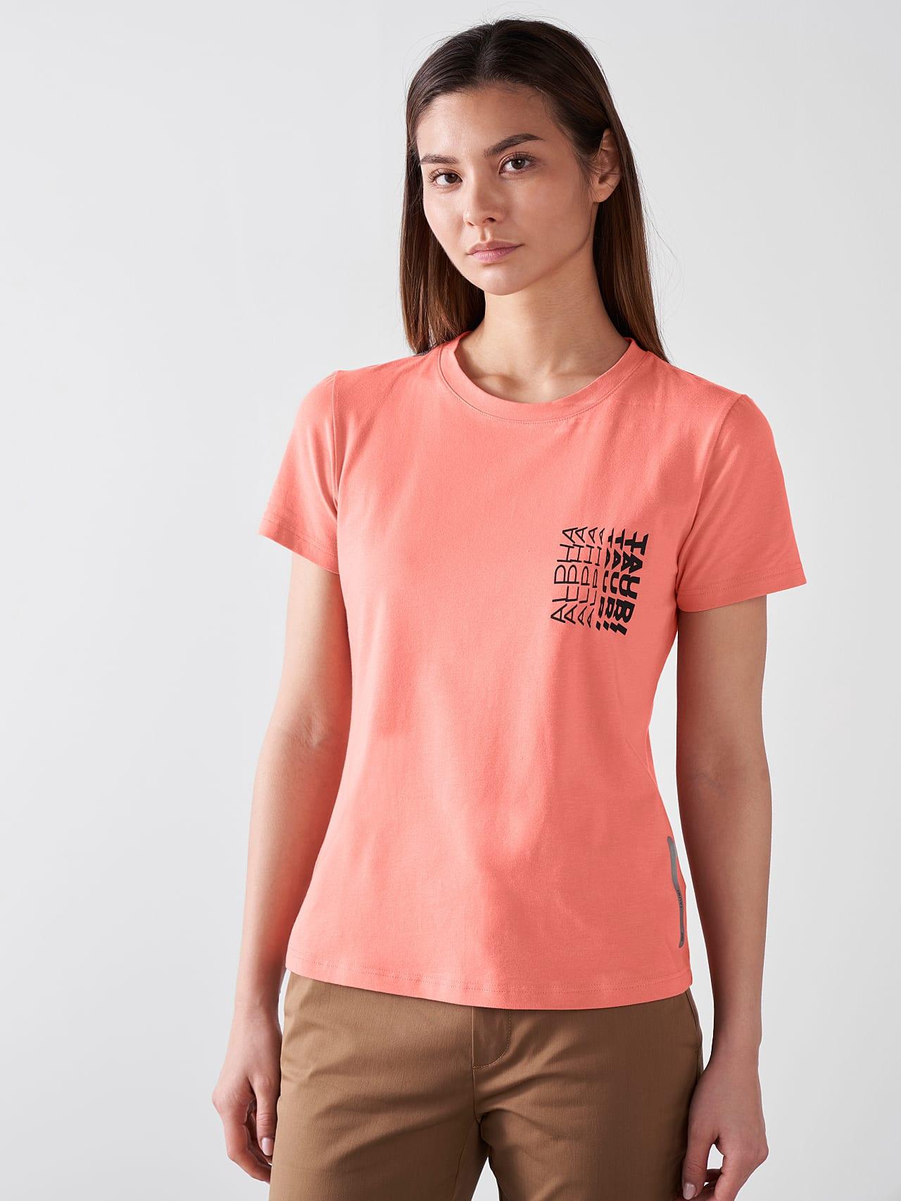 Cupro Crewneck T-Shirt