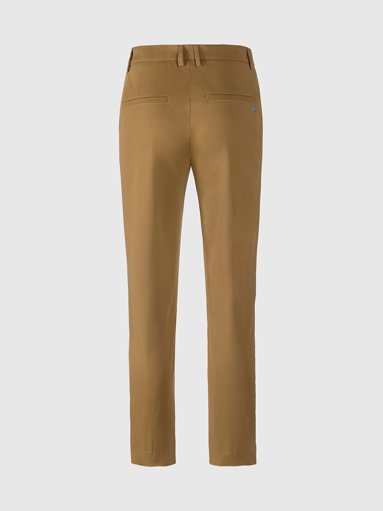PEPPI V1.Y5.01 Water-Repellent Cotton-Twill Chino brown Left Alpha Tauri